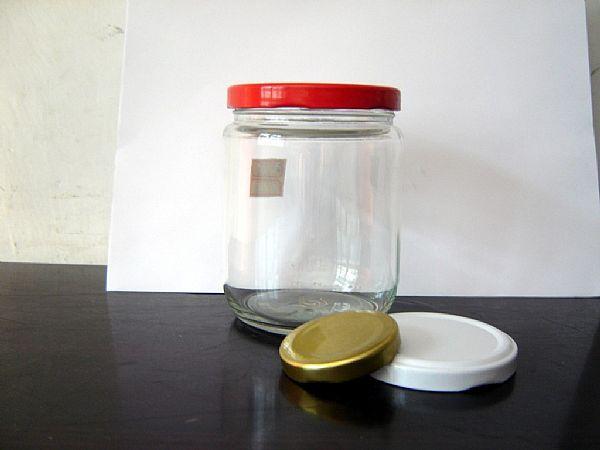 240酱菜瓶-圆形玻璃瓶