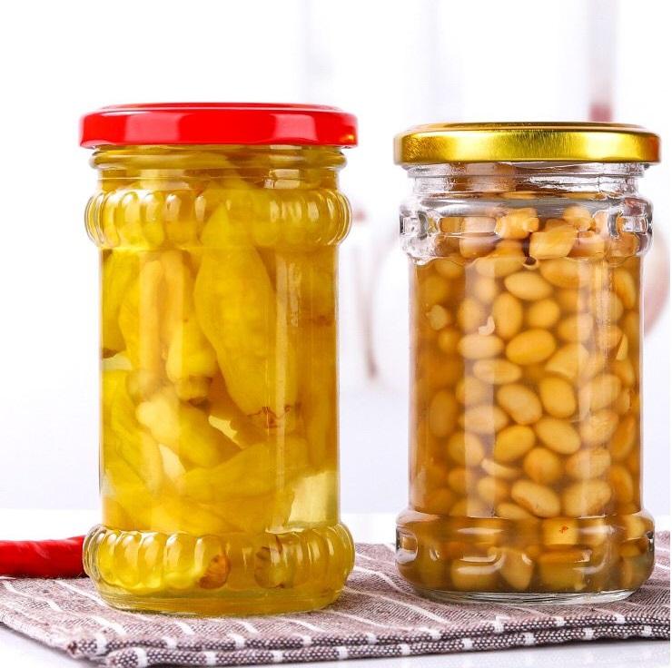酱菜瓶-玻璃酱菜瓶-酱菜瓶生产厂家-
